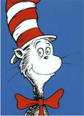 Dr. Seuss, library, classic books for children